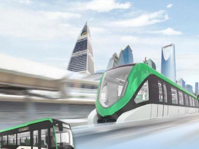 Supply Metro Riyadh with 33 KV network